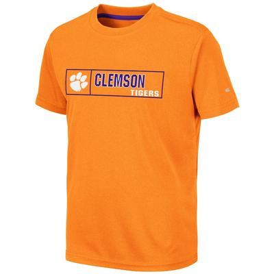 Clemson Colosseum Youth Pampa Tee