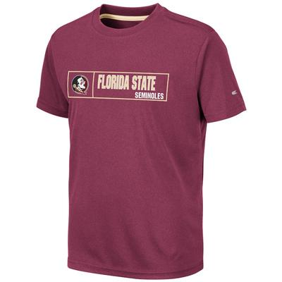 Florida State Colosseum Youth Pampa Tee