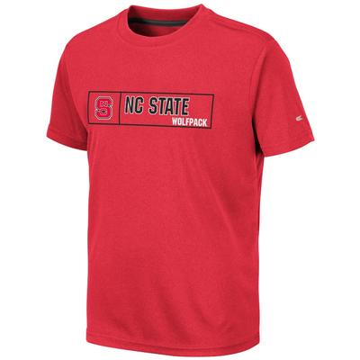 NC State Colosseum Youth Pampa Tee