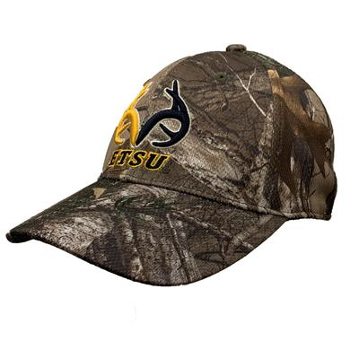 ETSU Top of the World Real Tree Relax Fit Hat
