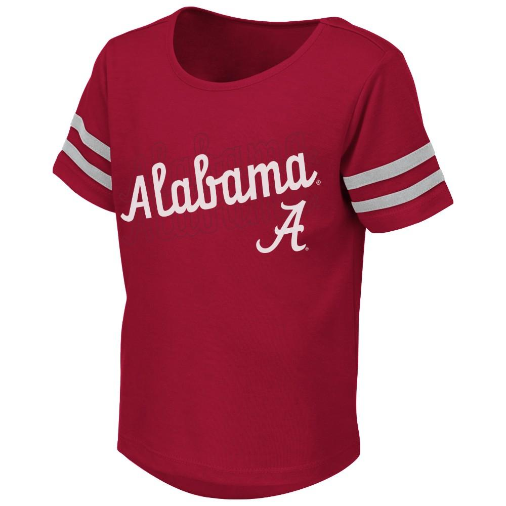 Alabama Colosseum Toddler Girls Hamburg Tee