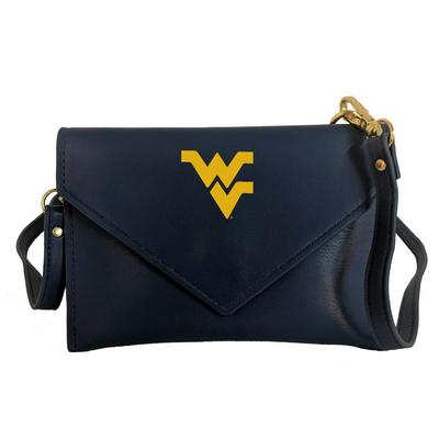 West Virginia Kara Game Day Crossbody