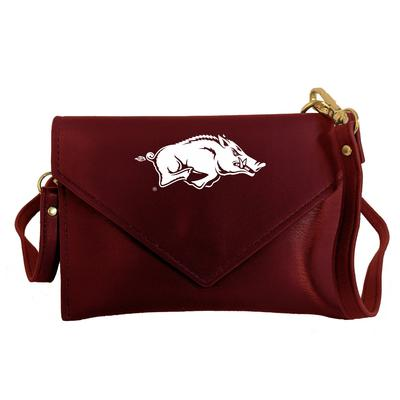 Arkansas Kara Game Day Crossbody