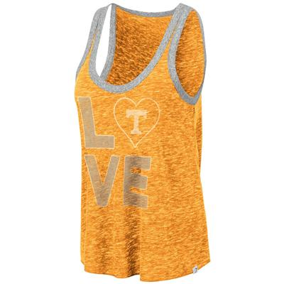 Tennessee Colosseum Women's Marsala Muscle Tank
