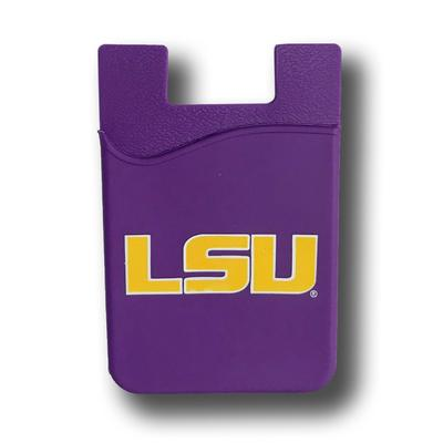 LSU Cell Phone Wallet