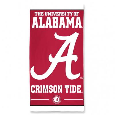 Alabama Beach Towel (30