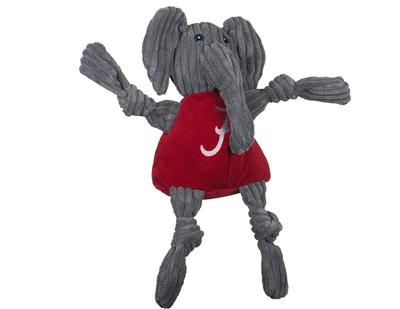Alabama Al Large Plush Knottie Dog Toy