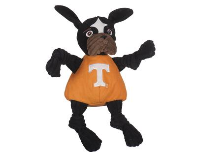 Tennessee Smokey Large Plush Knottie Dog Toy