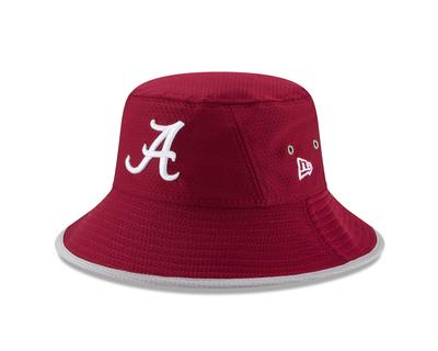 Alabama New Era Hex Stretch Bucket Hat