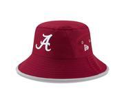 Alabama New Era Hex Stretch Bucket Hat