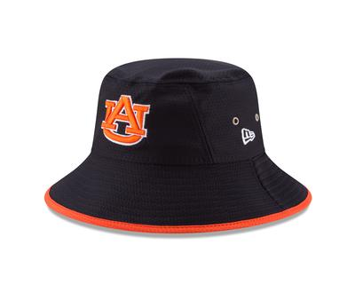 Auburn New Era Hex Stretch Bucket Hat