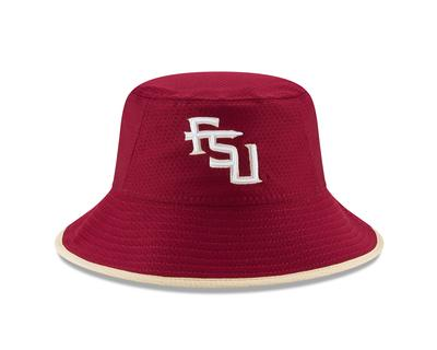 Florida State New Era Hex Stretch Bucket Hat