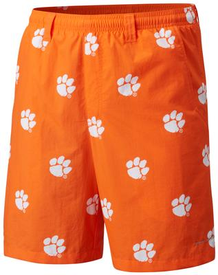 Clemson Columbia PFG Backcast River Shorts