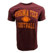 Virginia Tech Basic Football T- Shirt