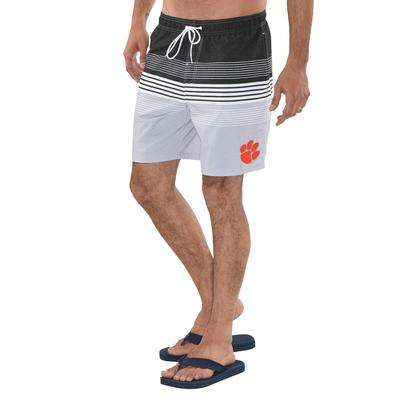 Clemson Warm Up Volley Swim Shorts