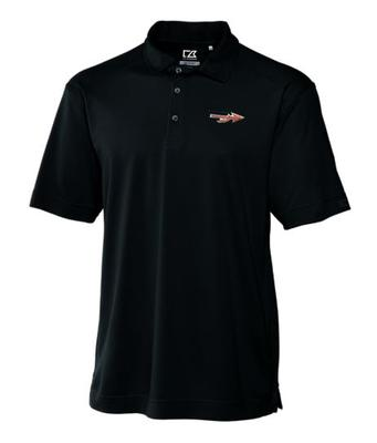 Florida State Cutter And Buck DryTec Genre Polo BLACK