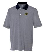 Etsu Cutter And Buck Drytec Trevor Stripe Polo
