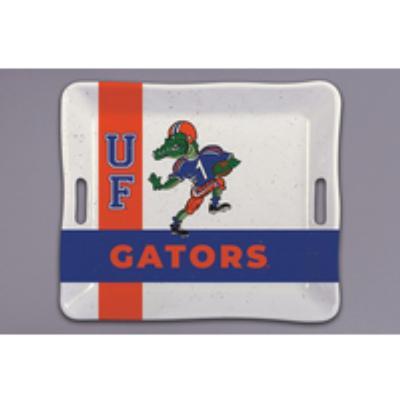 Florida Gators Magnolia Lane Vault Logo Heavy Weight Melamine Tray