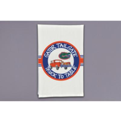 Florida Gators Magnolia Lane Truck Hand Towel