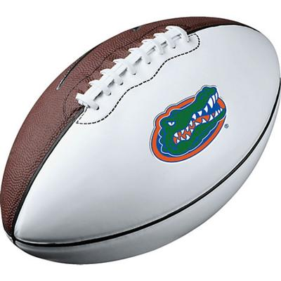 University of Florida Autograph Football