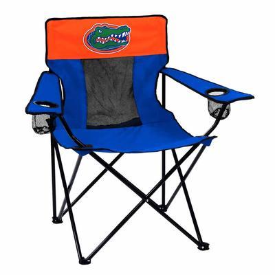 Florida Gators Logo Chair Elite Folding Tailgate Chair