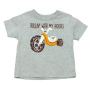 Virginia Tech Toddler Rollin ' With My Hokies T- Shirt