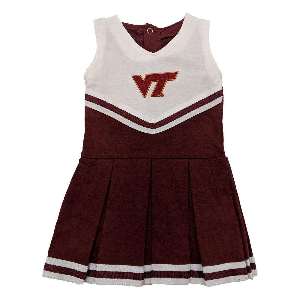 Virginia Tech Infant Cheerleader Dress