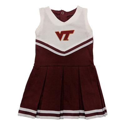 Virginia Tech Infant Cheerleader Dress