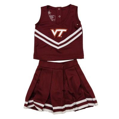 Virginia Tech Toddler Cheerleader Dress