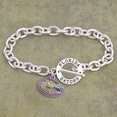 Florida Gators Audrey Toggle Bracelet