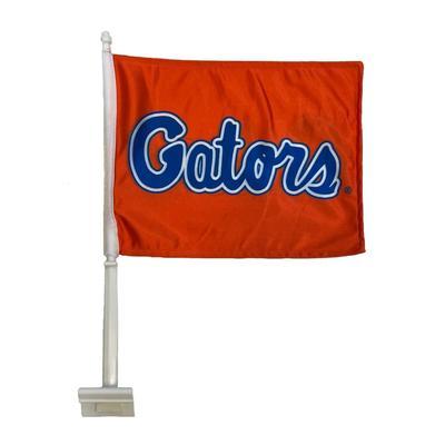 Gators Car Flag