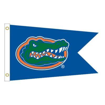 Florida Gator Head Yacht Flag