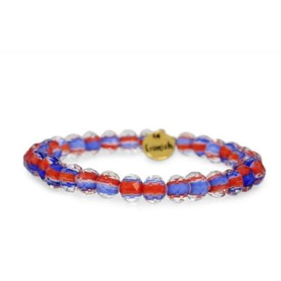 Erimish Orange & Blue Eric Stackable Bracelet