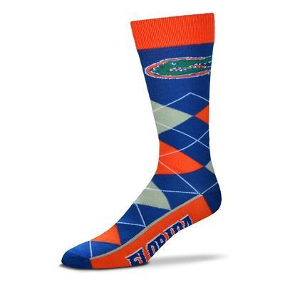 Florida Gators Argyle Socks