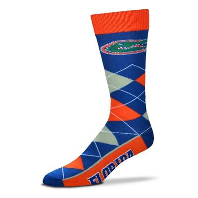 Florida Gators Argyle Socks