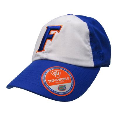 Florida 2 Tone Unstructured Adjustable Hat