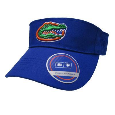 Florida Gators Top of the World adjustable Visor
