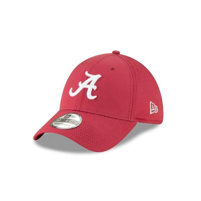 Alabama New Era Performance Poly Fitted Hat