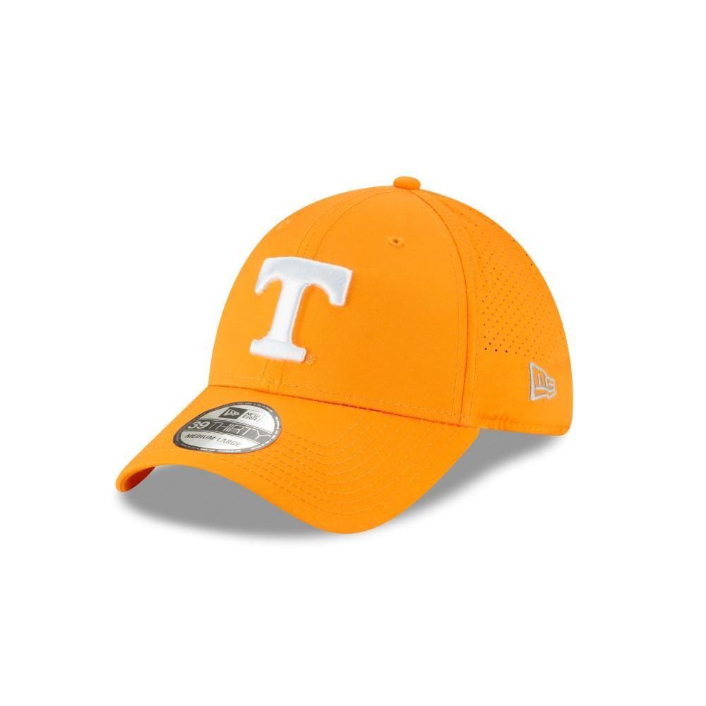 Tennessee New Era Performance Poly Fitted Hat