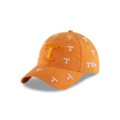 Tennessee New Era Mini Logo Scatter Cap