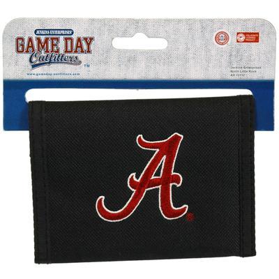 Alabama Script A Bifold Wallet