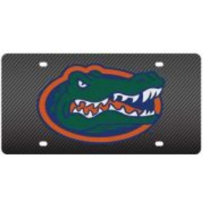 Florida Carbon Fiber License Plate
