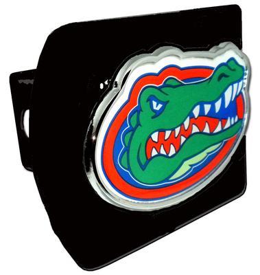 Florida Gator Head Metal Hitch Cover