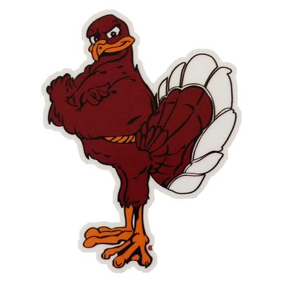 Virginia Tech 2 Inch Hokiebird Vinyl Decal