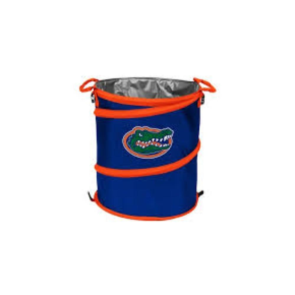 Florida Collapsible 3- N- 1 Container