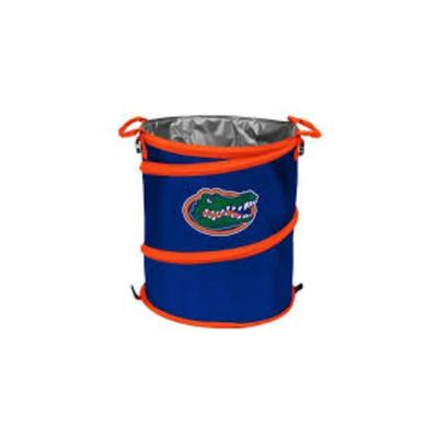 Florida Collapsible 3-N-1 Container