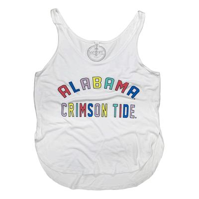 Alabama Kickoff Couture True Colors Tank