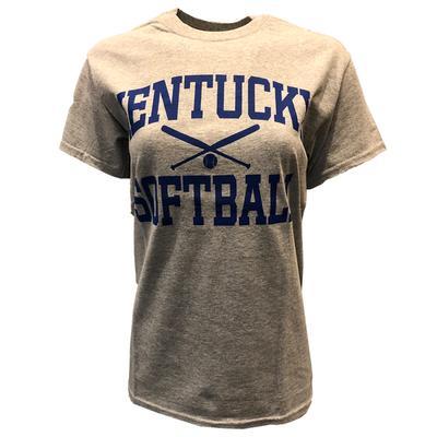 Kentucky Basic Softball T-Shirt OXFORD