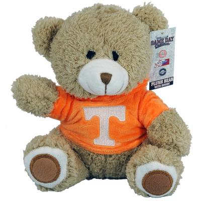 Tennessee Plush Teddy Bear with Hoodie