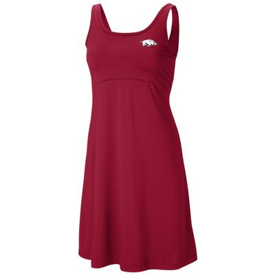 Arkansas Columbia Women's Freezer Dress